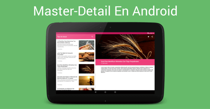 android-tutoria-master-detail