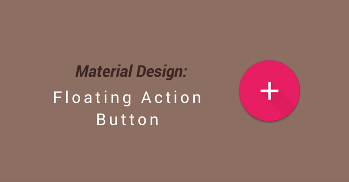 Floating Action Button En Android - Material Design